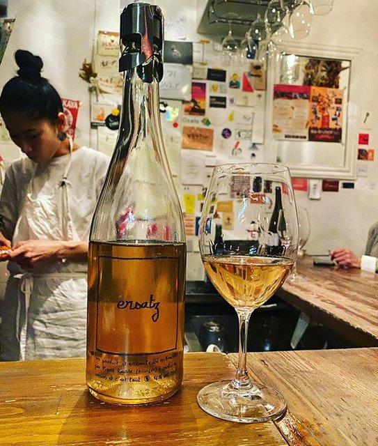 "winy.tokyo on Instagram: ""Ersatz 2017 / Pierre Rousse - #Languedoc, #France (#SauvignonBlanc) エルサ 2017 / ピエール・ルッス - #フランス、#ラングドック(#ソーヴィニョンブラン) #winytokyo #vinnature…"" (20080)"