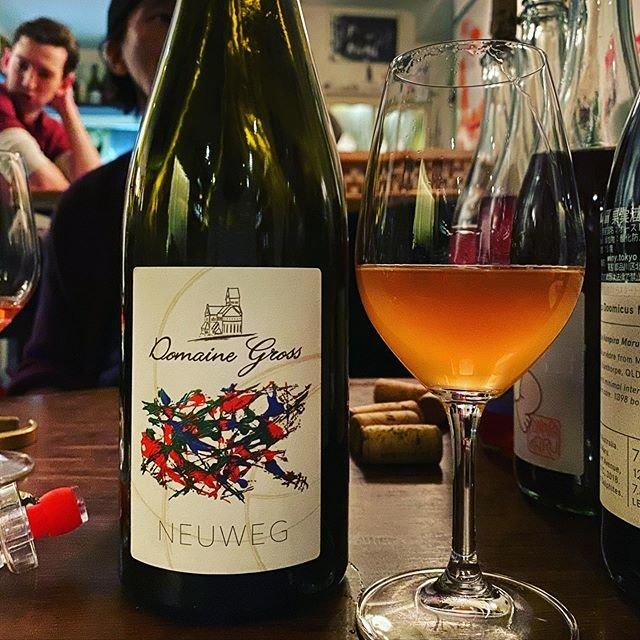 "winy.tokyo on Instagram: ""NEUWEG 2018 / Domaine Gross (Vincent Gross) - #Alsace, #France (#gewurztraminer) ヌーウェグ 2018 / ドメーヌ・グロス - #フランス、#アルザス(#ゲヴェルツトラミネール)…"" (20090)"