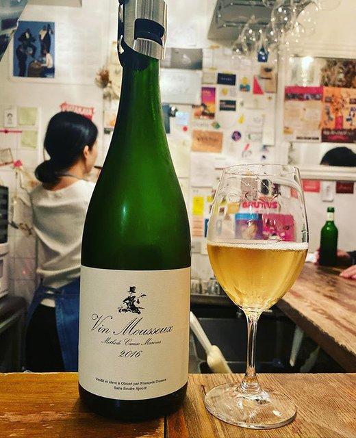 "winy.tokyo on Instagram: ""Vin Mousseux Methode Causse Marines 2016 / François Dumas - #Nagano, Japan (#SauvignonBlanc) ヴァン・ムスー・メトード・コス・マリーン 2016 / フランソワ・デュマ -…"" (20270)"
