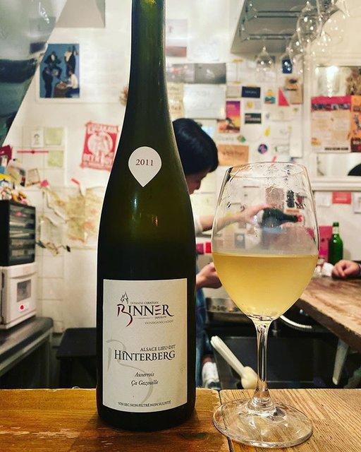 "winy.tokyo on Instagram: ""Auxerrois Ca Gazouille Hinterberg 2011 / Christian Binner - #Alsace, #France (#Auxerrois) オーセロワ・サ・ガズイユ・ヒンテルベルグ 2011 / クリスチャン・ビネール -…"" (20272)"