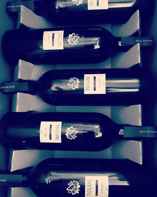 "nadja1963 on Instagram: ""ボーペイサージュ ラ モンターニュ2017。満月も欠けてゆく今宵はナジャ、1950開門いたします☆ #beaupaysage #winebarnadja #japanesewine #vinnaturel #ナチュラルワイン #日本ワイン #塚口ワイン #阪急塚口 . . .…"" (20304)"