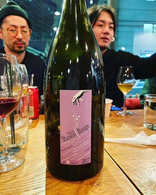 "winy.tokyo on Instagram: ""Vers la maison Rouge 2017 magnum / Jean-Yves Peron - #Savoie #France (#Mondeuse, #Gamay) ヴァール・ラ・メゾン ルージュ 2017 マグナム / ジャン・イヴ・ペロン - #フランス…"" (20743)"
