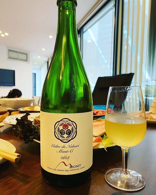 "winy.tokyo on Instagram: ""Mont-C 2018 / Domaine Mont (Atsuo Yamanaka) - #Hokkaido, #Japan (#Kourin, #Bramley, ) モン・シー 2018 / ドメーヌ・モン(山中敦生)- 日本、北海道(#こうりん、#ブラムリー、その)…"" (20964)"