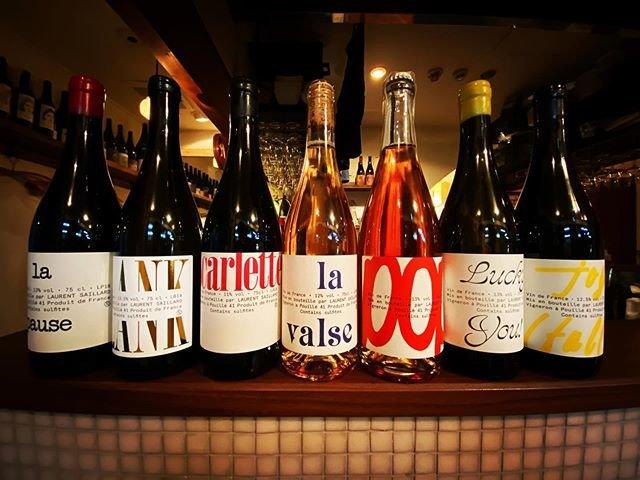 """wine stand タンバリン on Instagram: """"#laurentsaillard #vinnature #vin_nature #winestandtambourin #wine_stand_tambourin"""" (20992)"""