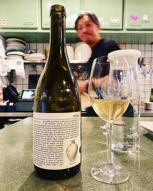 """winy.tokyo on Instagram: """"Sauvignon Blanc Amphorae 2017 / Minimus Wines (Chad Stock) - #Oregon, #USA (#SauvignonBlanc)  ソーヴィニョン・ブラン アンフォラ 2017 / ミニマス・ワインズ(チャド・ストック)-…"""" (21298)"""