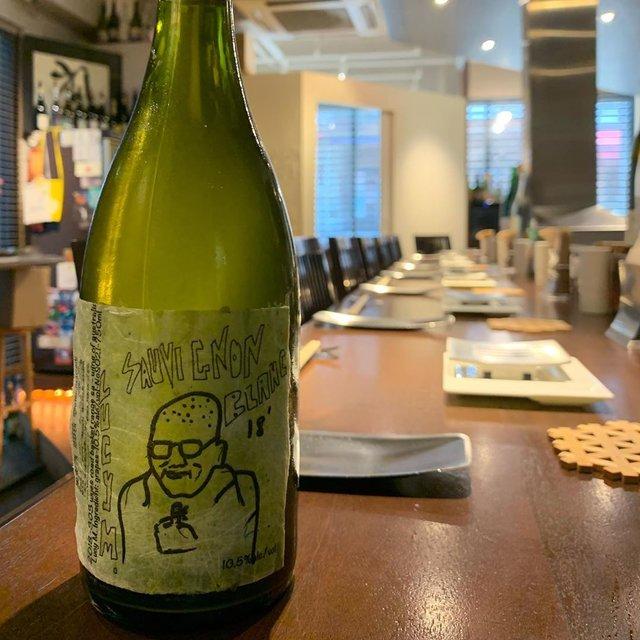 """串かつayano on Instagram: """"《Sauvignon Blanc 2018》 オーストラリアよりLucy Margaux  少し落ち着きある香りから柑橘をギュッと絞ったかのような味わい。 スッキリしつつも余韻も楽しめます。  エチケットに描かれた方は日本の方、エピソードはお店にて。…"""" (21369)"""