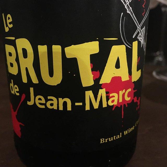 """ピルグリムとソサン on Instagram: """"Les vins de pilouetteLe BRUTAL!!! de Jean-Marc 20185本目#満月ワインバー"""" (21771)"""