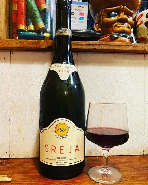 "winy.tokyo's Instagram post: ""Roero Riserva SREJA 2014 / Cascina Fornace - #Piemonte, #Italy (#Nebbiolo) ロエーロ・リゼルヴァ・スレイヤ"" 2014 / カッシーナ・フォルナーチェ - #イタリア、#ピエモンテ(#ネッビオーロ)…"" (22395)"