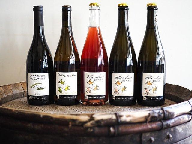 """tomohiro sakata on Instagram: """". 【ワインガイド更新!】 . フランス ロワール より新しい生産者のレ・グランド・ヴィーニュのご案内です。 17世紀から代々引き継いできた古いドメーヌで、同じアンジュのマルク・アンジェリの影響で2008年からビオディナミに転向しました。…"""" (22419)"""