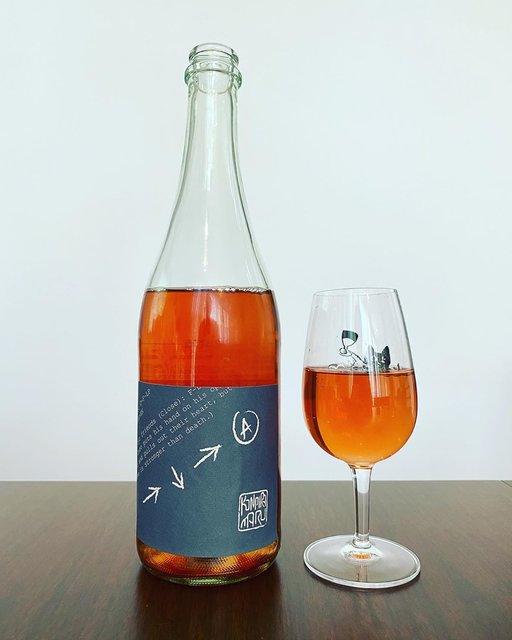 "winy.tokyo on Instagram: ""MK Rosé 2019 / Konpira Maru Wines (Alastair Reed & Sam Cook) - #Victoria, #Australia (#PinotNoir of #Kilmore 30%, Pinot Meunier 30%, Pinot…"" (22562)"