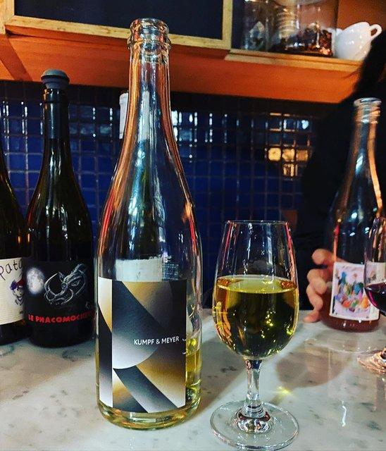 "winy.tokyo on Instagram: ""Petillant Naturel R 2015 / Kumpf et Meyer (Xavier Meyer & Joseph Kumpf) - #Alsace, #France (#Riesling) ペティアン・ナチュレル R 2015 /…"" (22839)"
