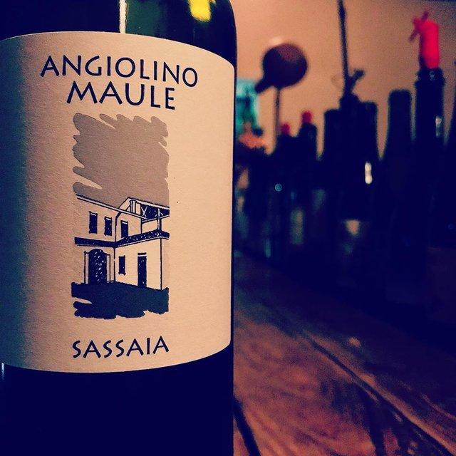 """nadja1963 on Instagram: """"本日日曜日、15時開門致します。←16時に変更です! 久しぶりにビアンカーラ、アンジョリーノ マウレのサッサイア。もうナチュラルワインの定番中の定番ですが、2年ほど寝かせた'16年。味わいが太くなっています。 #angiolinomaule…"""" (22899)"""