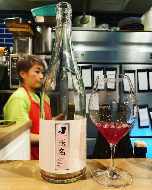"winy.tokyo on Instagram: ""Cuvee Tamana 2019 / Quruto (Takuro Koga) x Kumamoto Wine - #Kumamoto, #Japan (#MuscatBaileyA) キュヴェ玉名 2019 / クルト(古賀択郎)x 熊本ワイン -…"" (22964)"