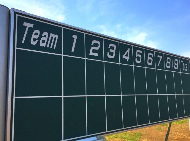 野球のスコアを分析、管理するアプリがリリース スマホでチームマネージメントが可能に