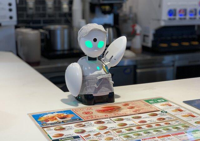 モスバーガー、「分身ロボット」を活用したレジ対応を実験導入 withコロナ時代にも対応した「リモートレジ」へ