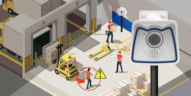 コニカミノルタら、画像IoTを活用したフォークリフト事故低減サービスを開始