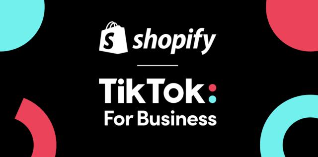 ShopifyとTikTok、広告ソリューションに関して日本で提携