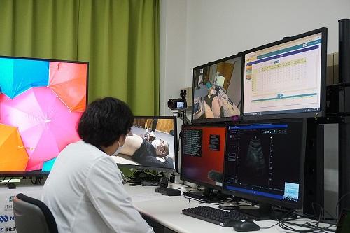 NTTドコモら、過疎地域での5Gを活用した遠隔診療・リハビリ指導を実証