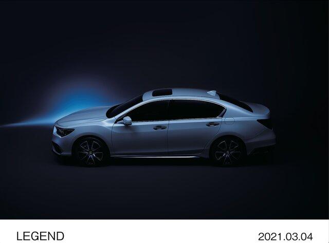 ホンダ、自動運転レベル3の「Honda SENSING Elite」を搭載した新型「LEGEND」を限定100台で販売