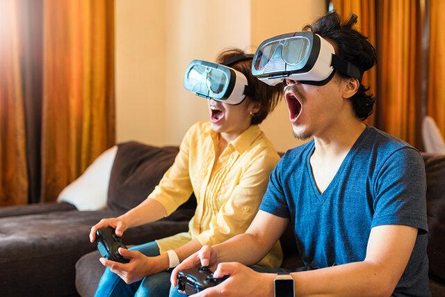 VRゲームとは?おすすめのゲームやVRゲーム市場を解説
