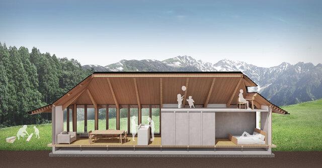 アプリで間取りを設計する「デジタル家づくりプラットフォーム」が公開