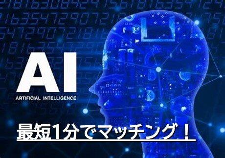 AIが最短1分でM&Aの売り手と買い手をマッチングする「AI予測機能」が開発