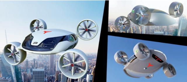 エアモビリティ社、米・「空飛ぶクルマ 」メーカーBartini社との独占販売契約に基本合意