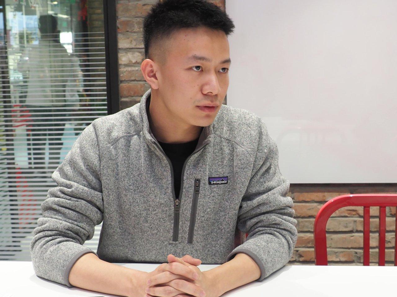>ARPA社の創業者の一人で、CGO(Chief Growth Officer)であるYemu Xu(徐野木)氏
