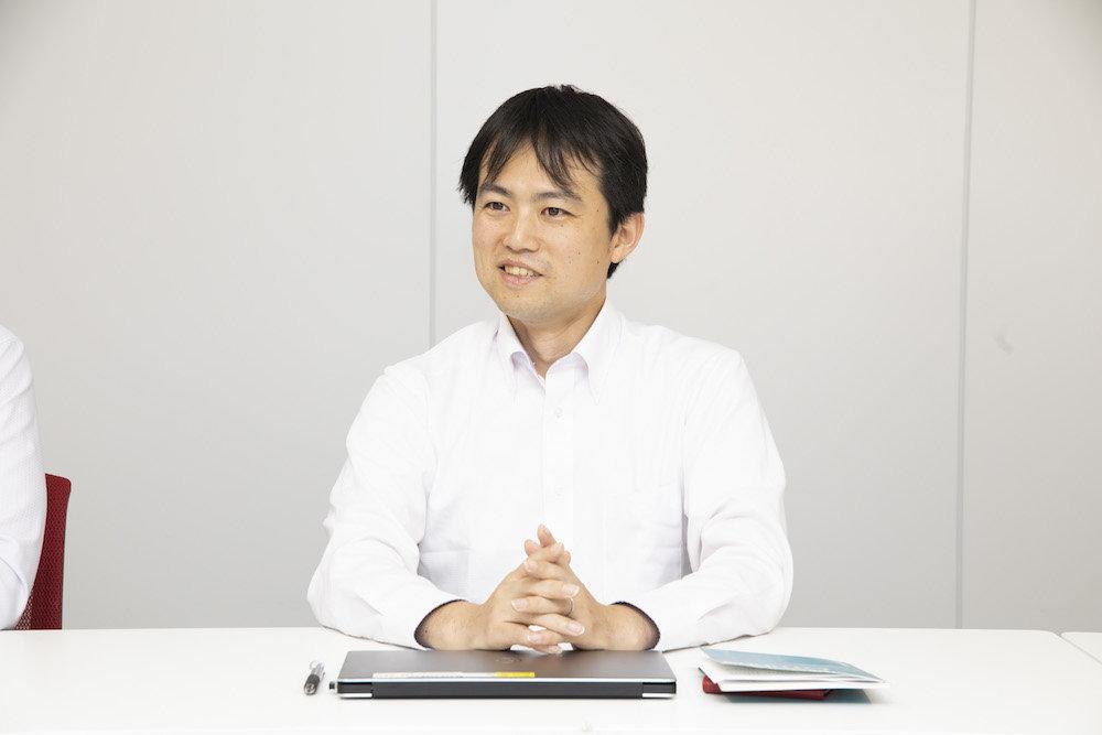 株式会社 JALグランドサービス 橋本隆彦氏(以下、橋本)