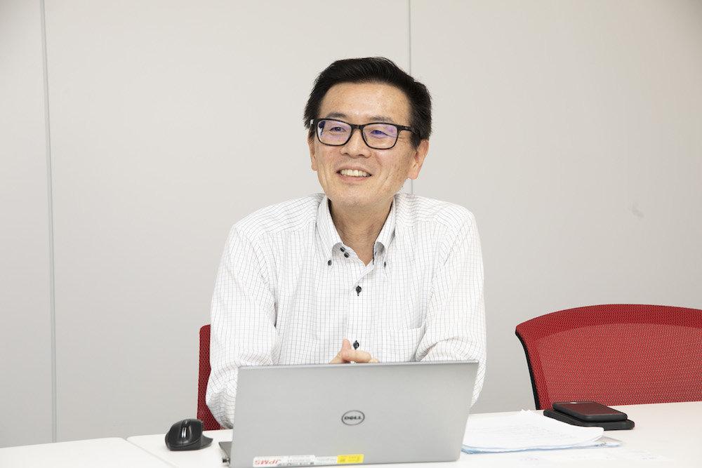 株式会社 JALグランドサービス 毛利二郎氏(以下、毛利)