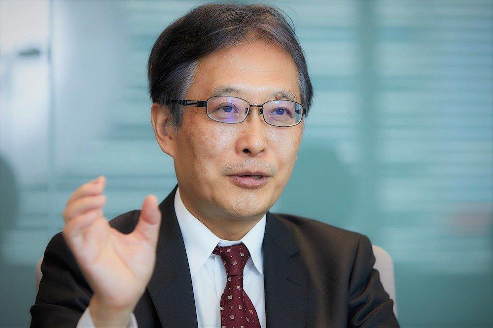 キユーピー株式会社 生産本部 生産技術部 未来技術推進担当部長 荻野武氏