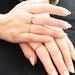 指のタイプ別!似合う指輪の選び方