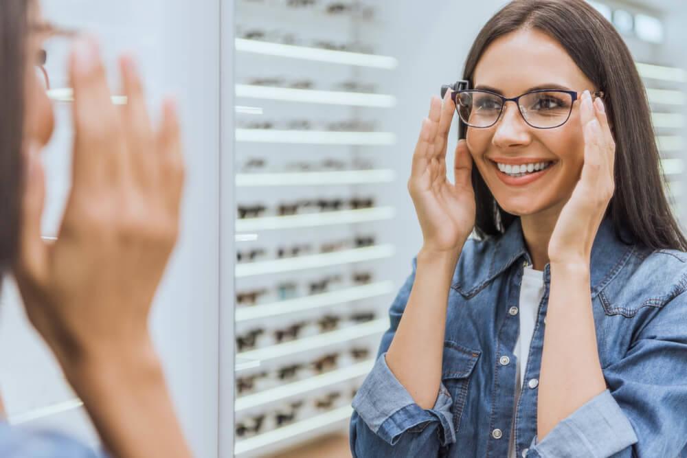 自分に似合うメガネに出会う。似合うメガネの選び方