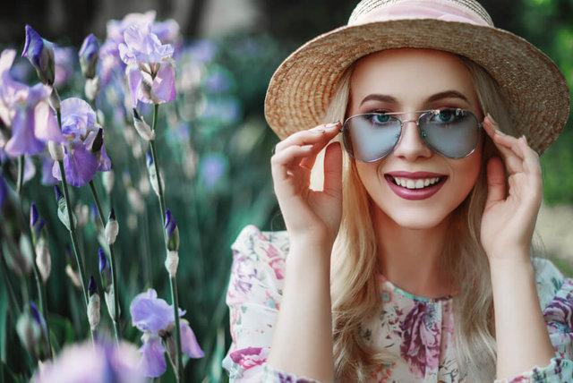薄い色が旬!今注目のライトカラーサングラスの人気の理由と実用性