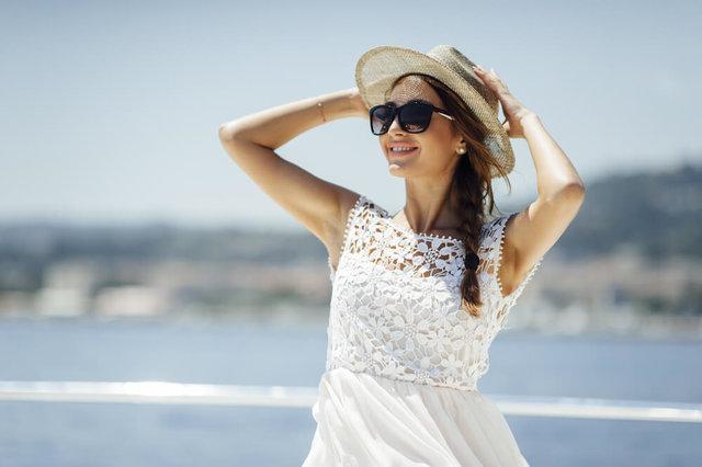 UVカット効果のあるおすすめレディースサングラス!選び方のポイントは?