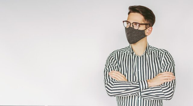 メガネが曇らないマスクの付け方やレンズの曇り予防方法