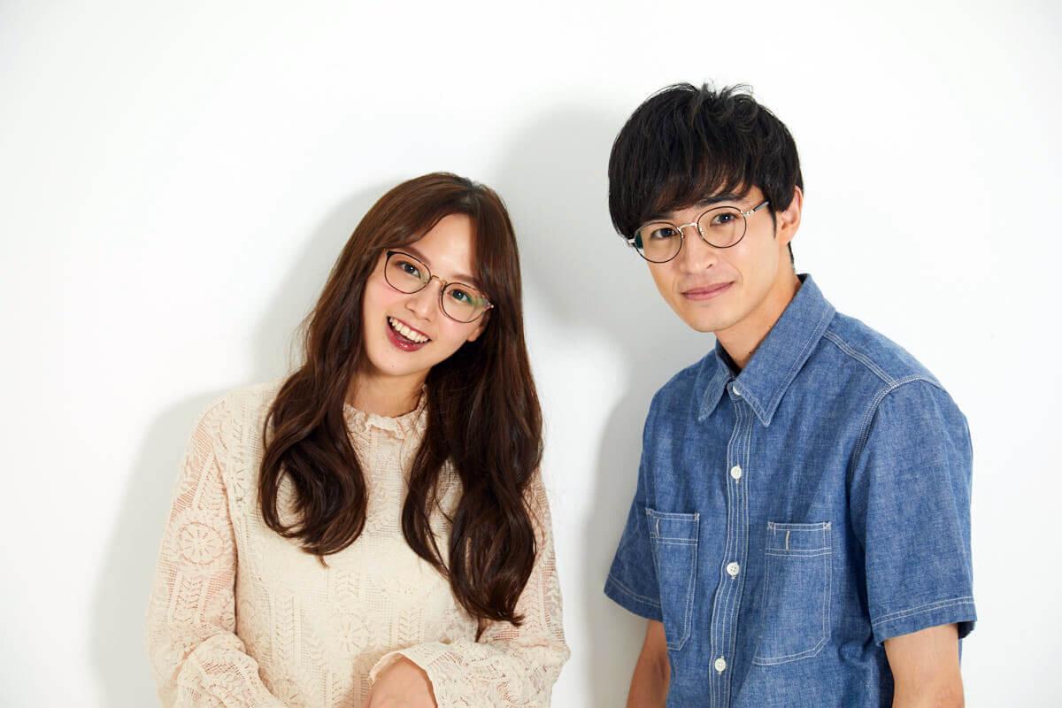 人気のメガネ、全部かけてみた【kohoro(コホロ)編】