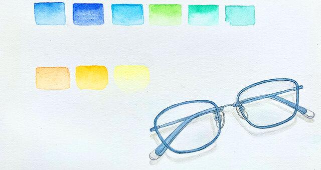 【色彩心理専門家が監修】メガネのフレームカラーを使って上手にセルフブランディングをしよう!