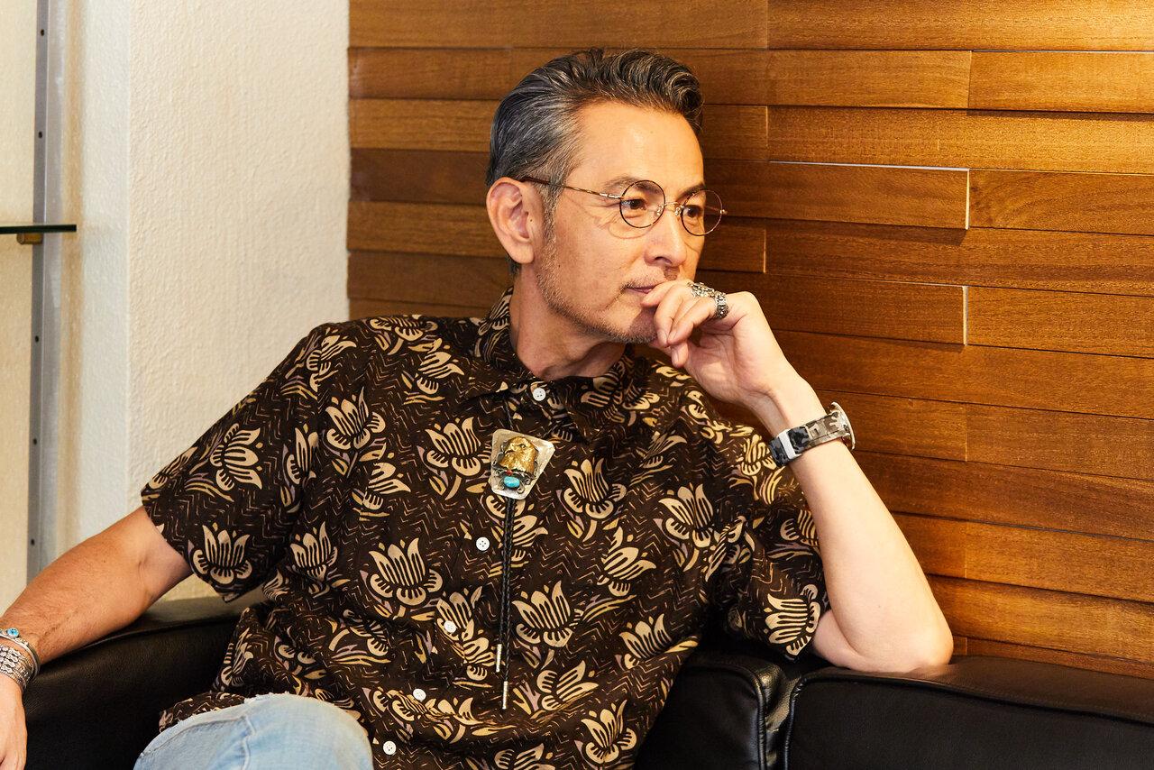メガネコレクター安本卓史さんが教える、エイジレスなメガネ選び
