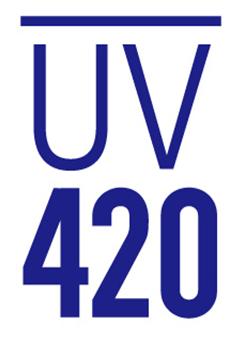 【 HEV(400~420nmの強力な可視光線)を約94%カットするコーティング 】