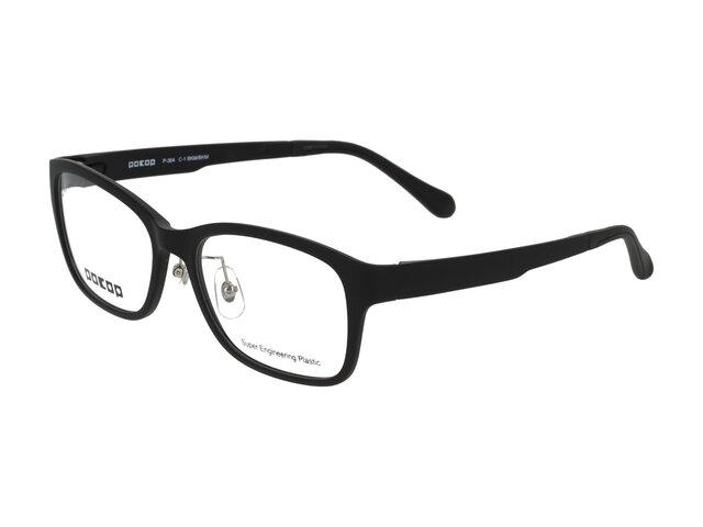 メガネの愛眼大人気商品!メガネの基本はそのままに。薄い!軽い!しなやかな新感覚メガネ。誰でもお洒落に着こなせるオーセンティックカラーにビビッドカラーのバイカラー!
