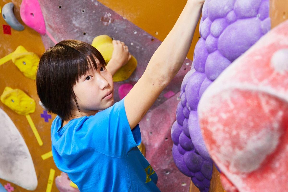 【スポーツクライミング・森秋彩選手インタビュー】「勝つことよりも、自分の成長を感じたい」