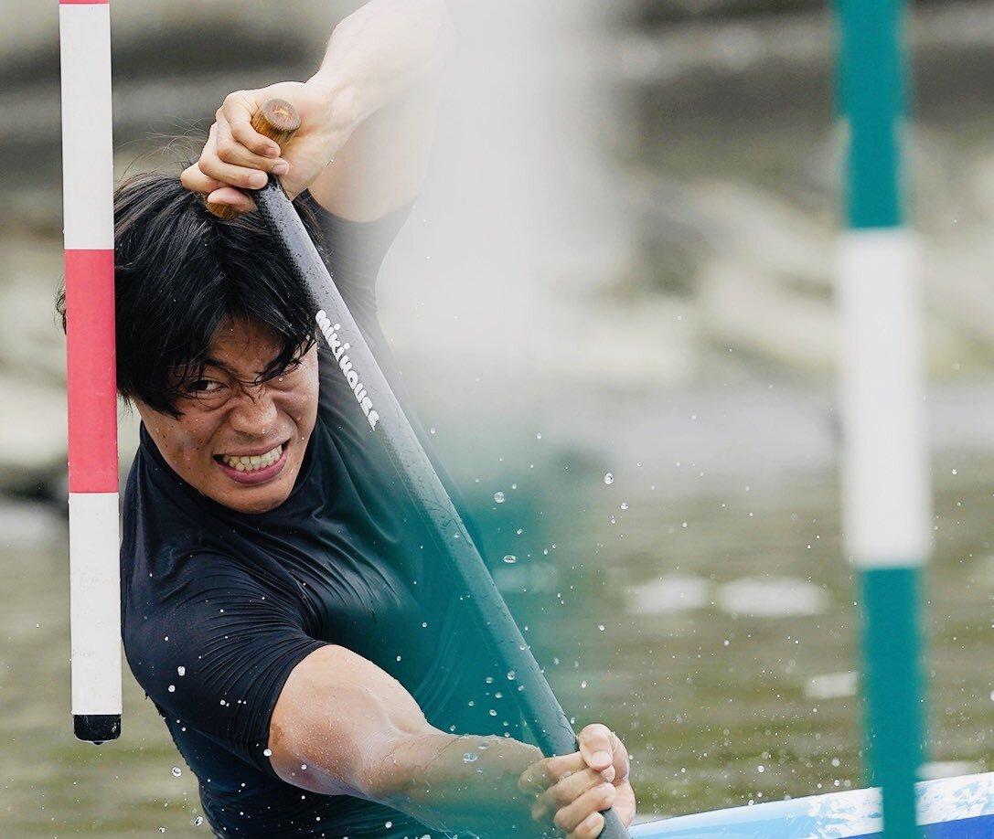 【カヌー・羽根田卓也さんインタビュー】「恵まれない環境を嘆くのではなく、アスリートとして今できることを探す」