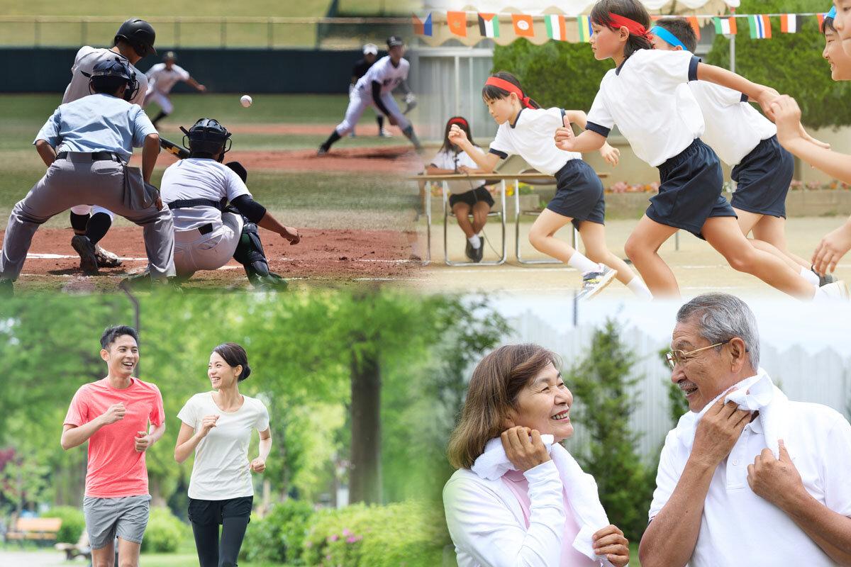 JSPOが行うスポーツ環境整備とは。世代・技術・地域を越えた取り組みについて解説