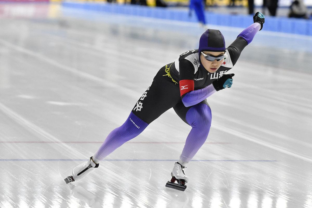 写真提供:(公財)日本スケート連盟