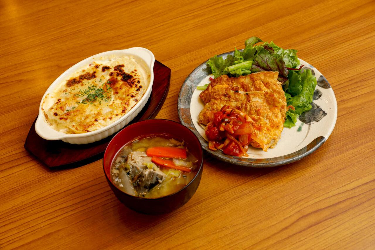 JSPO公認スポーツ栄養士の小嶋理恵子先生が考えたタンパク質を積極的に摂れる冬レシピ