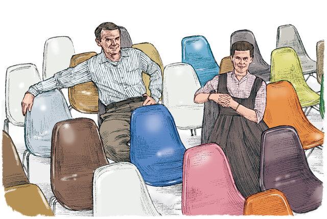 「最高の座り心地を目指す」。チャールズ・イームズ夫妻とミッドセンチュリーの名作椅子が誕生するまで