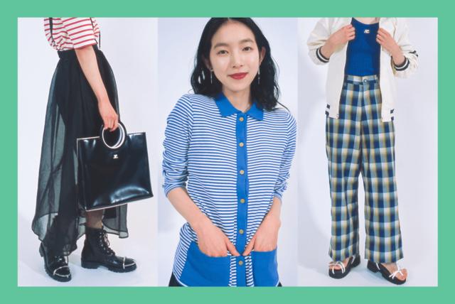 【プレゼント】「90年代フレンチ✕メルカリ」ファッションアイテム(3名さま)