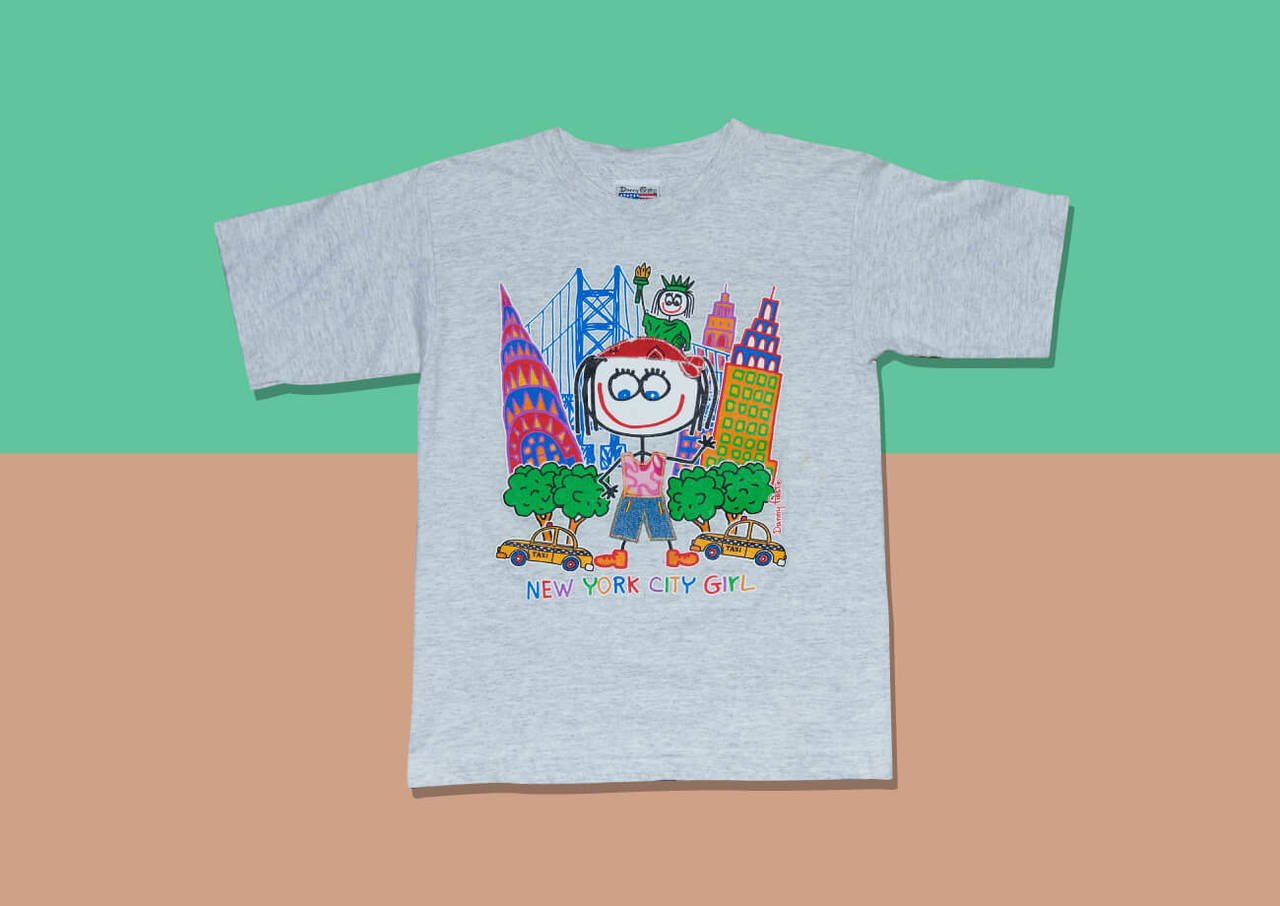「danny first」Tシャツ