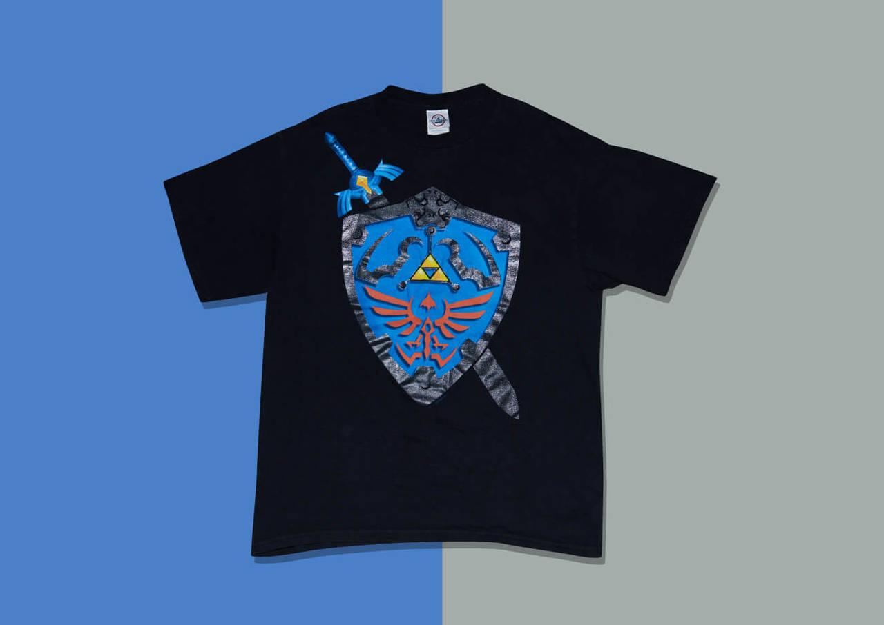「ゼルダの伝説」Tシャツ